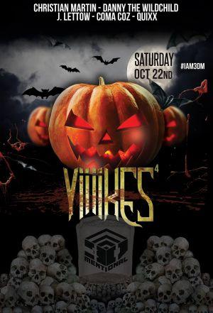 Yiiiikes 4 Halloween Hosted By Firecat 451