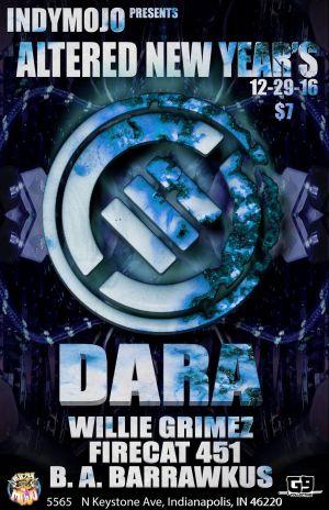 Altered Thruzdaze w/ Dara & Firecat 451